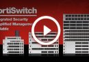 FortiSwitch – Switches com acesso seguro